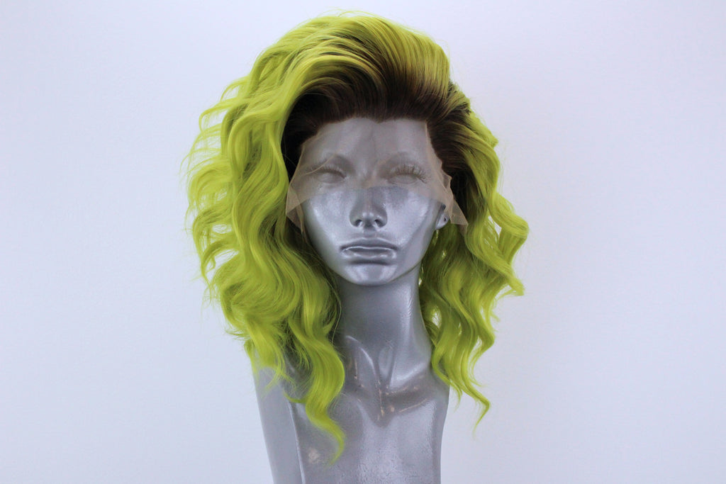 Elle- Rooted Electric Lime
