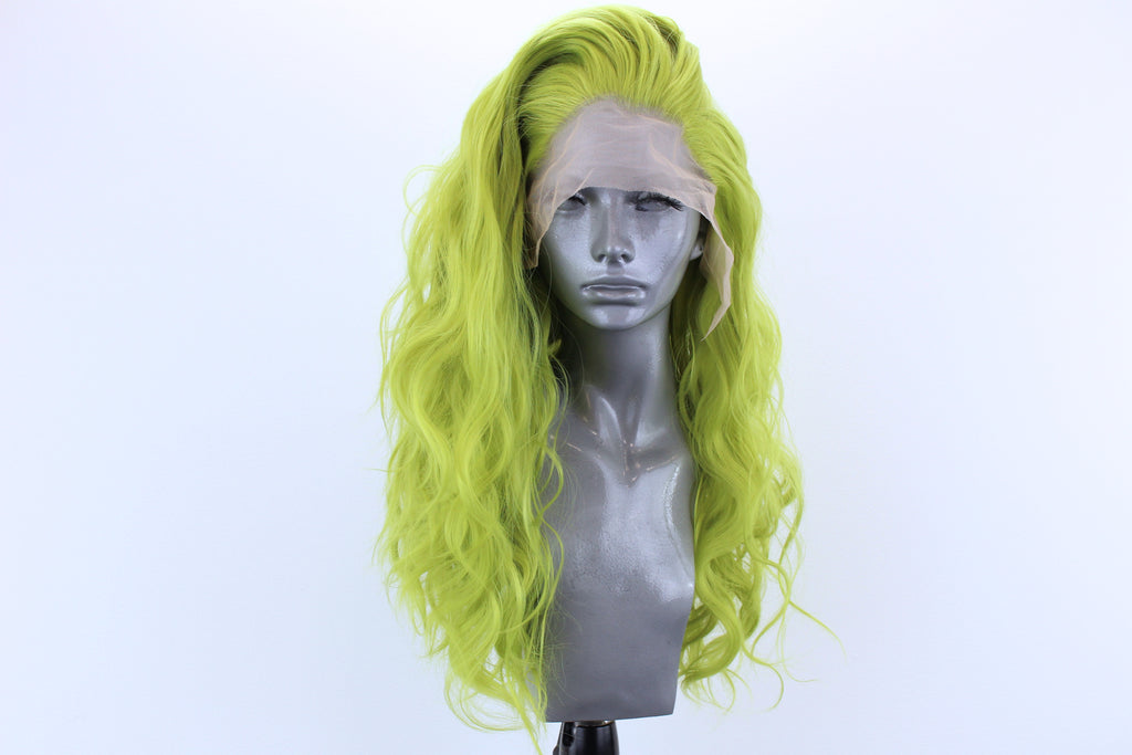 Ariel- Electric Lime