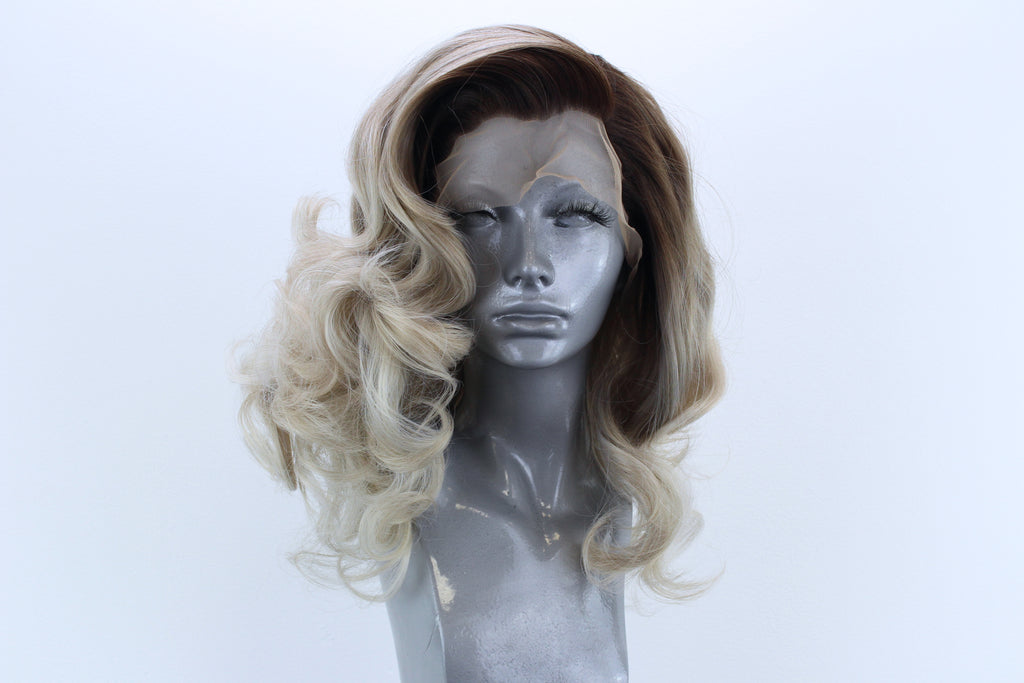 Marilyn- Ash Blonde Ombre