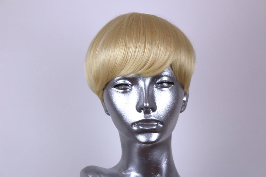 Clip on Bangs- 613 Blonde