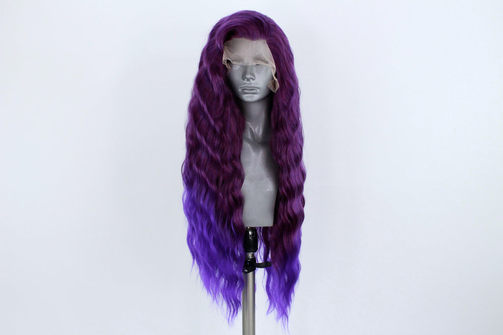 Venus- Violet Tipped Purple