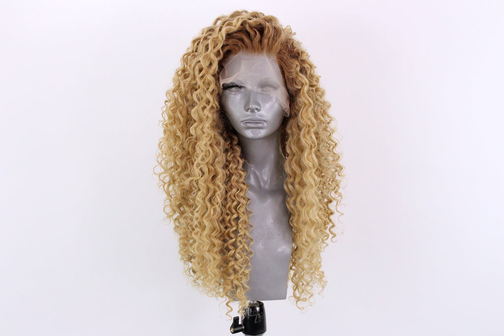 Limited Edition Shadow Rooted Golden Blonde