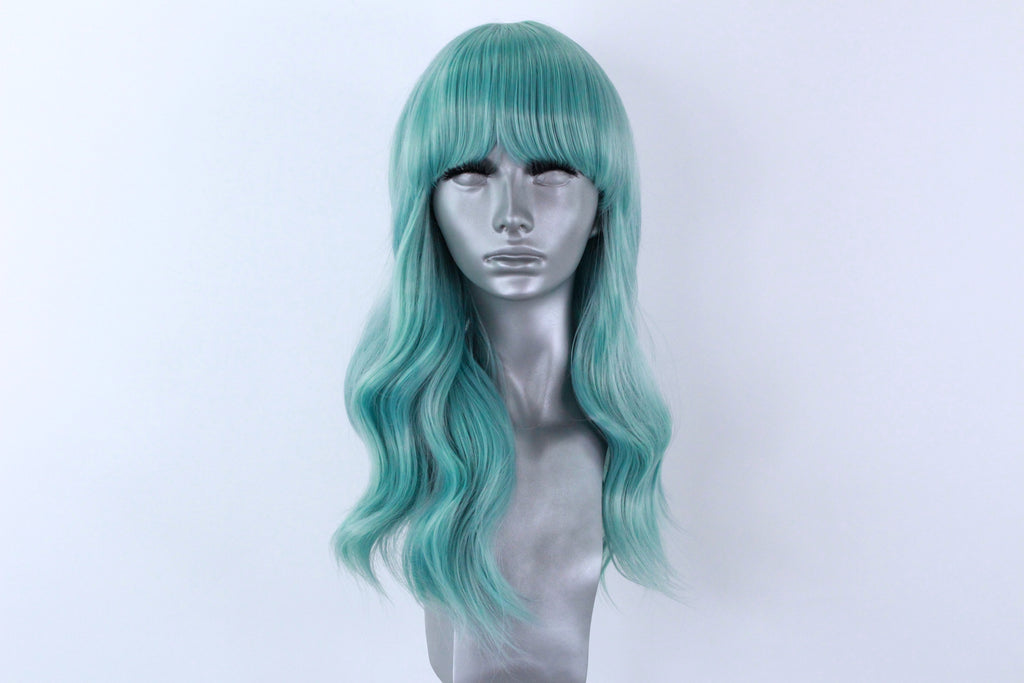 Florence- Iced Teal