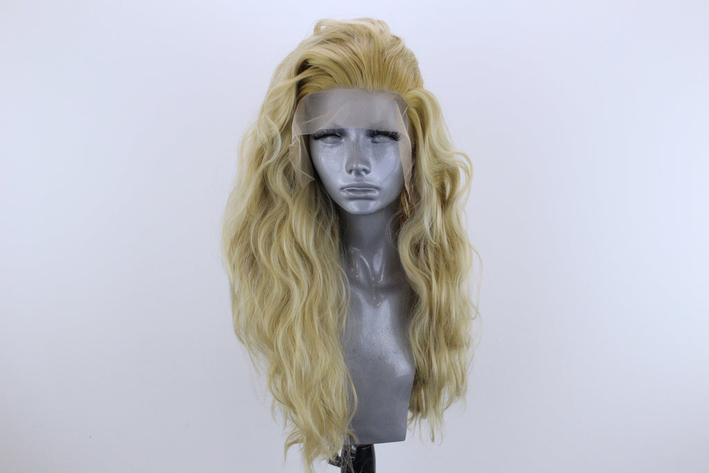 Ariel- Shadow Rooted Blonde