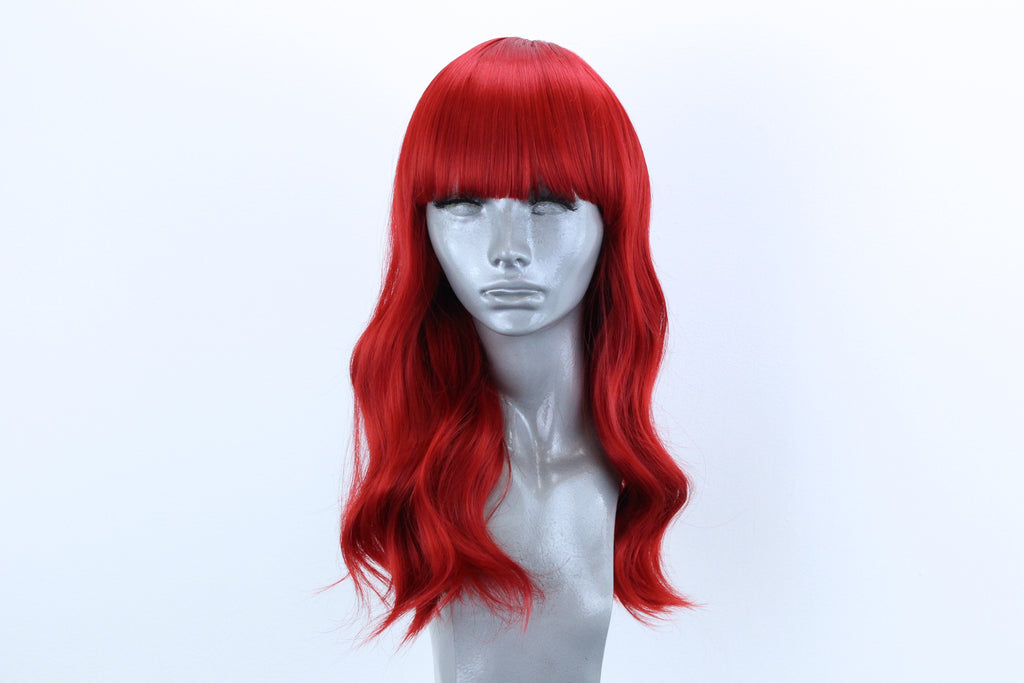 Florence- Bright Red