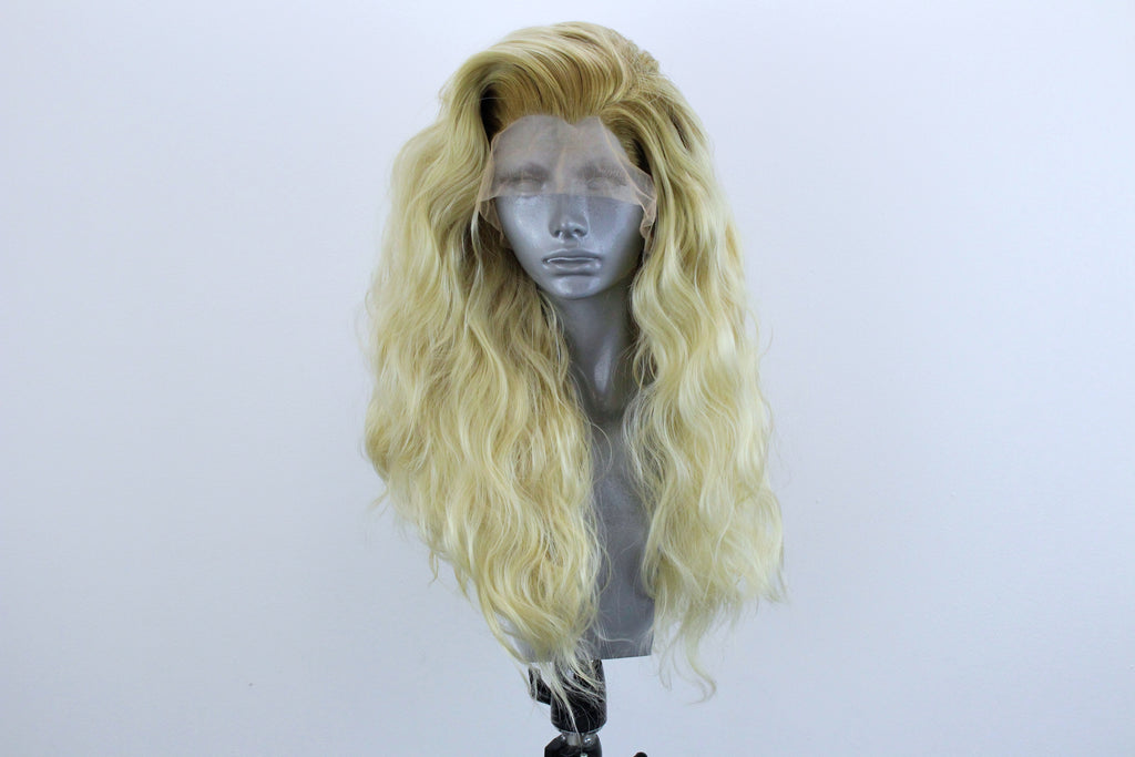 Ariel- Light Rooted Blonde