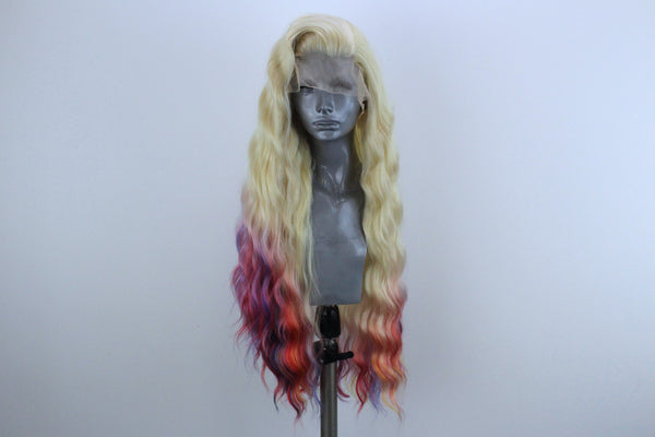 Venus- Rainbow Blonde