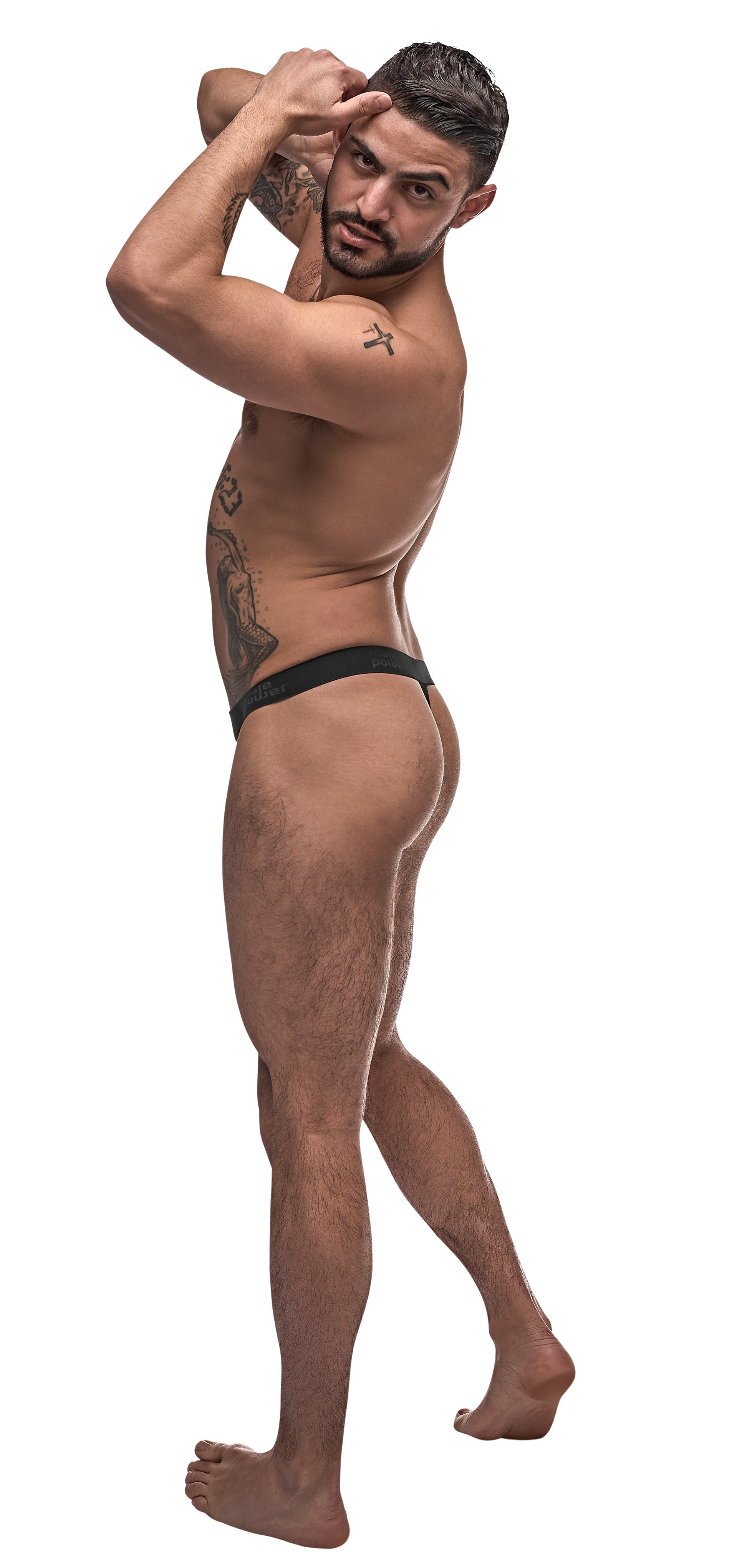 Male Power Grip & Rip Off Thong