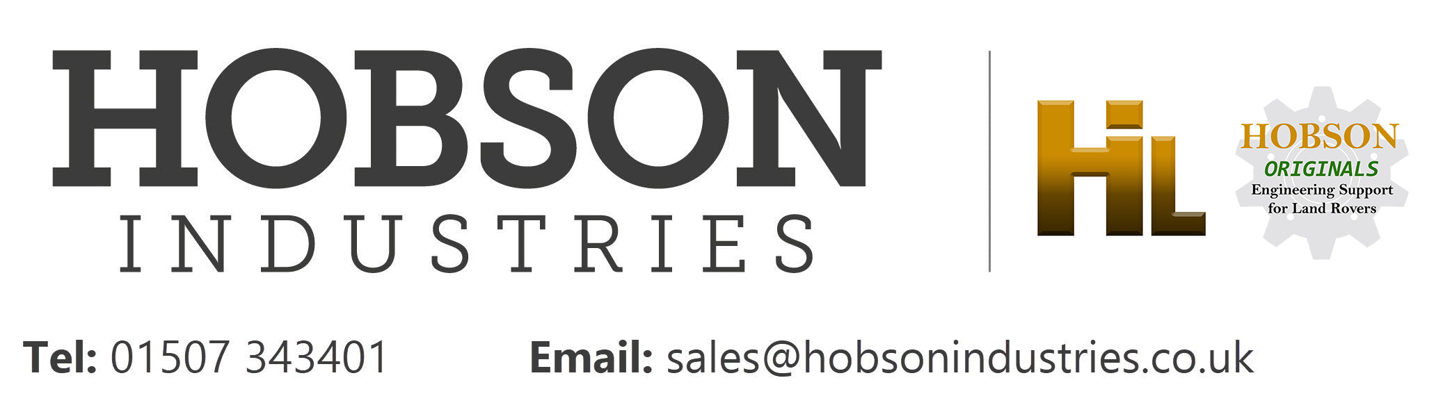 Hobson Industries Ltd