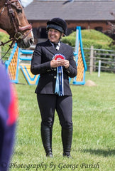 Amy Taylor Equine Showjumping Win