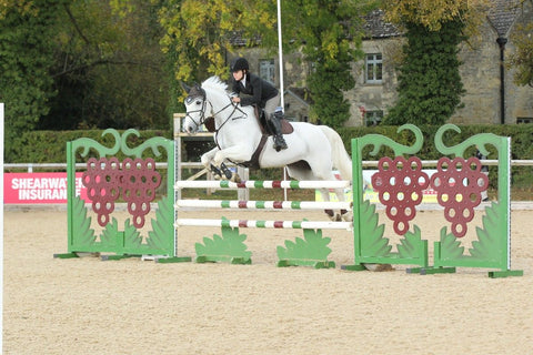 Helen Francis Showjumping