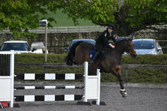 Petty Officer Sophie Fuller UK Armed Forces Equestrian Team