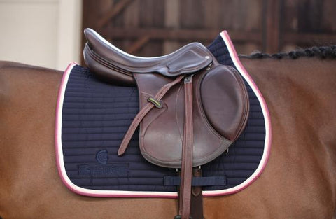 Kentucky Horsewear Colour Edition Saddlepad blue