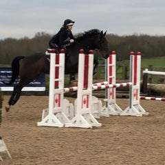 Lucy Edwards Showjumping