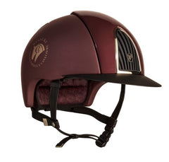 Miasuki Winner Helmet in Amarone