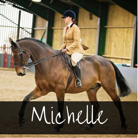 Michelle - Wing and a Prayer Equestrian
