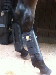 New Equine Wear lite eventing boot