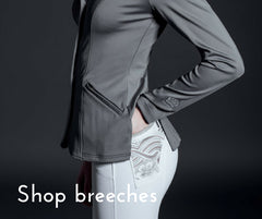 Shop breeches with Equissimo Montar, Kingsland Equestrian