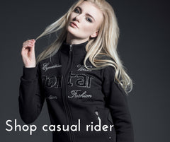 Shop casual riding clothes with Equissimo Montar, Kingsland Equestrian