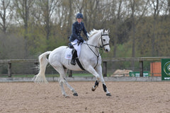 Squadron Leader Elise Kidd UK Armed Forces Equestrian Team