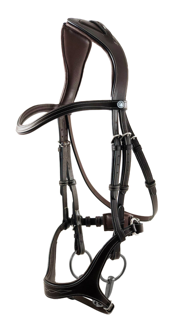 Montar Monarch Jumping Bridle
