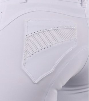 Animo Nuxi breeches white