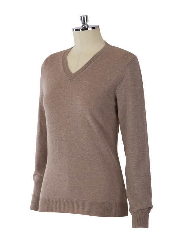 Animo Italia Steb V neck jumper