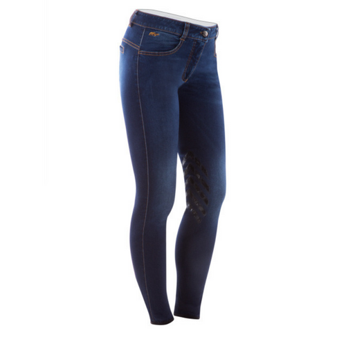 Anna Scarpati Samuela Denim Breeches