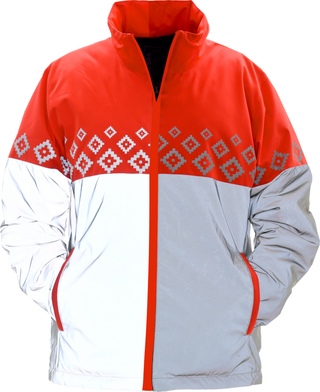 Equisafety Luminosa Reflective reversible jacket