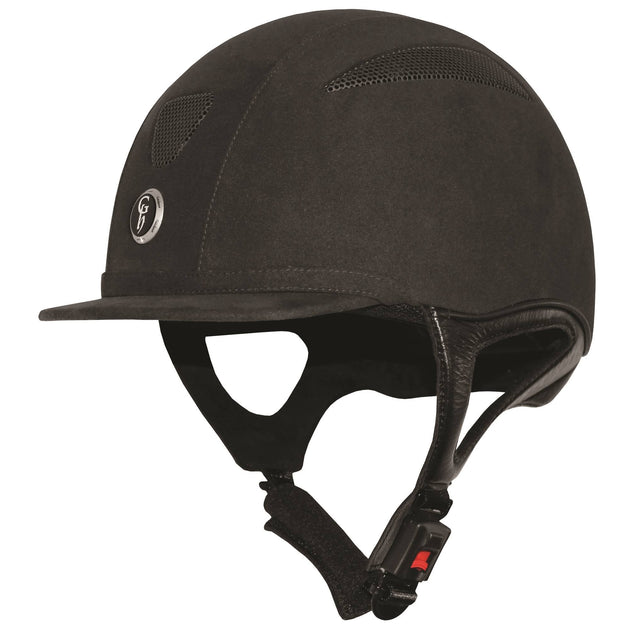 Gatehouse riding hat challenger suede