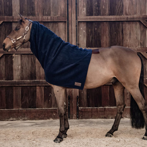 Kentucky Horsewear fleece horse scarf heavy