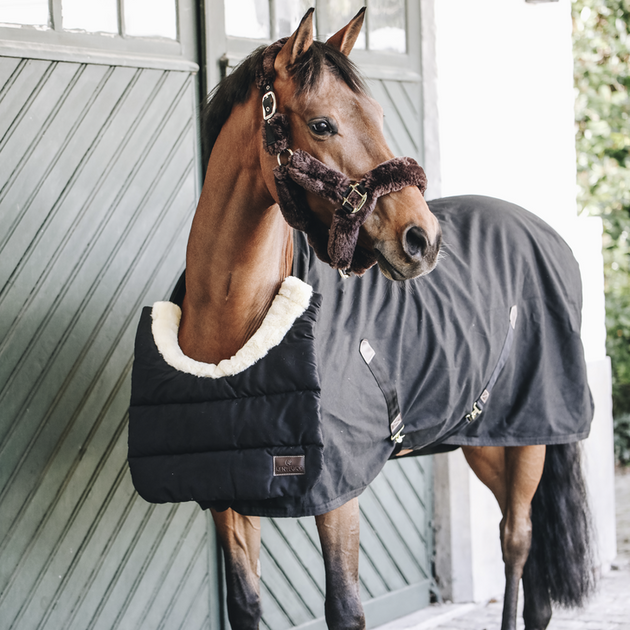 Kentucky Horsewear Walker Bib Winter Black