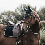 Kentucky Horsewear Fly Veil Wellington Corduroy