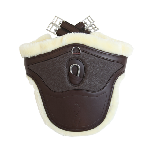 Kentucky Horsewear Sheepskin Stud Girth Special