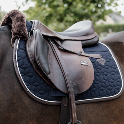 Kentucky Horsewear Skin Friendly Saddlepad Star