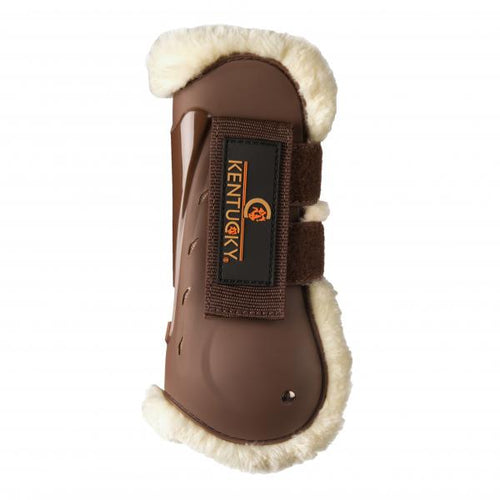 Kentucky Horsewear Air Tendon Boots Sheepskin