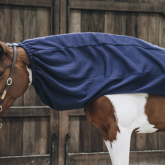Kentucky Horsewear Cooler Fleece Horse Scarf