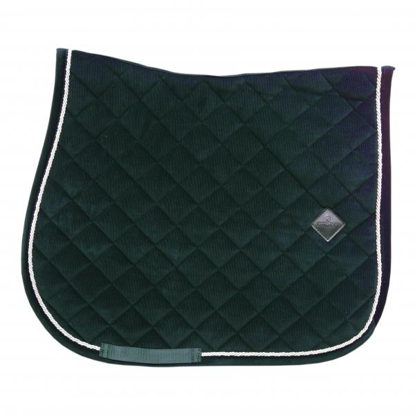 Kentucky Horsewear Corduroy Saddlepad
