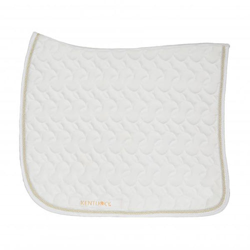 Kentucky Horsewear Dressage Saddle pad White