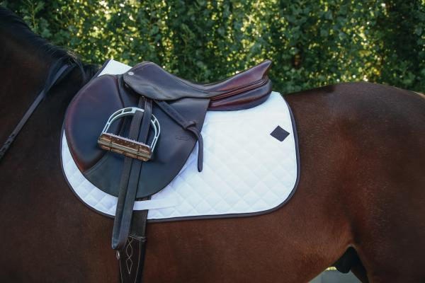 Kentucky Horsewear Intelligent saddlepad white