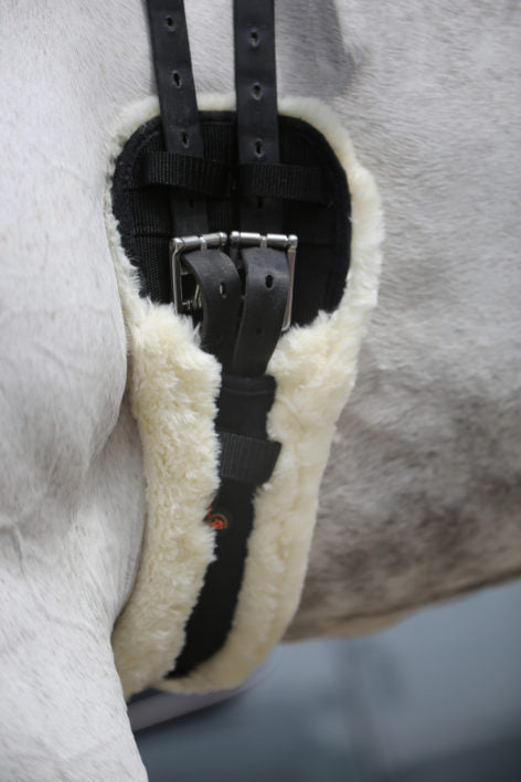 Kentucky Horsewear Sheepskin Short Girth