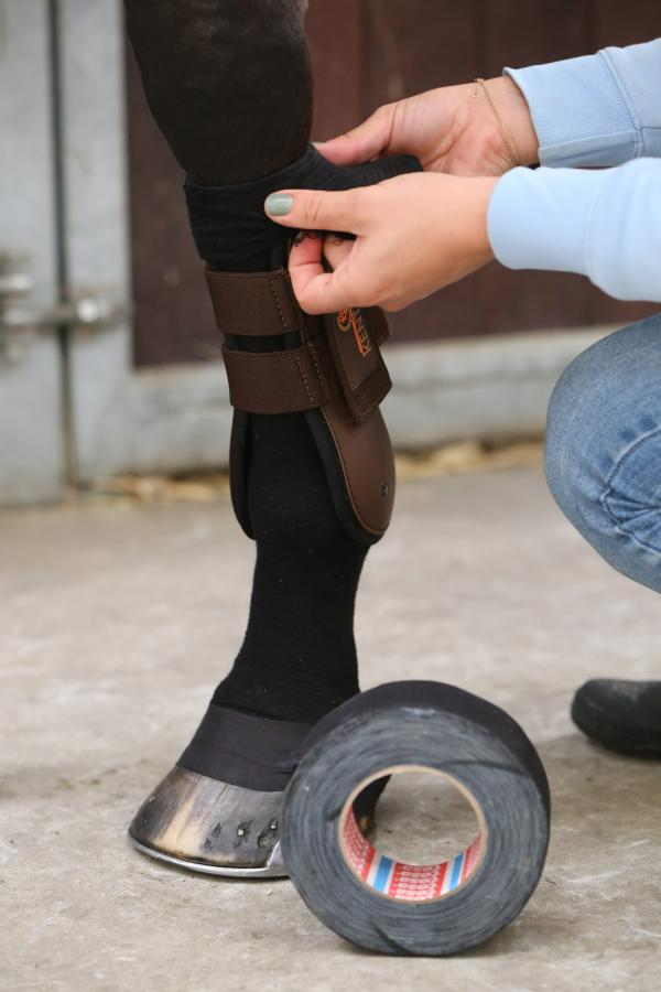 Kentucky Horsewear Tendon Grip Sock