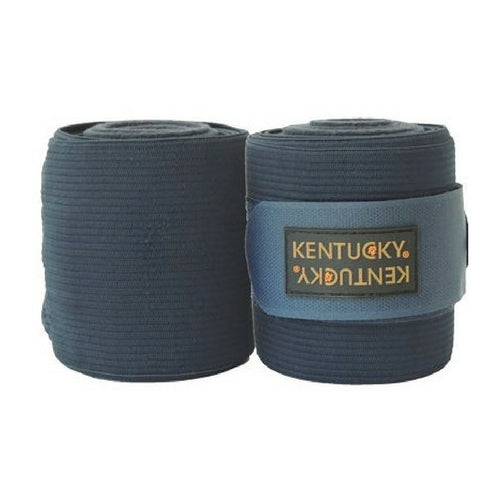 Kentucky horsewear polar fleece and elastic bandages from Equissimo