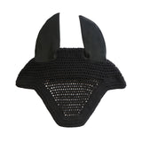 Kentucky Horsewear Wellington fly veil black Equissimo