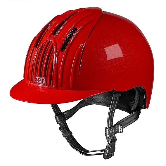 Kep Endurance helmet red from Equissimo