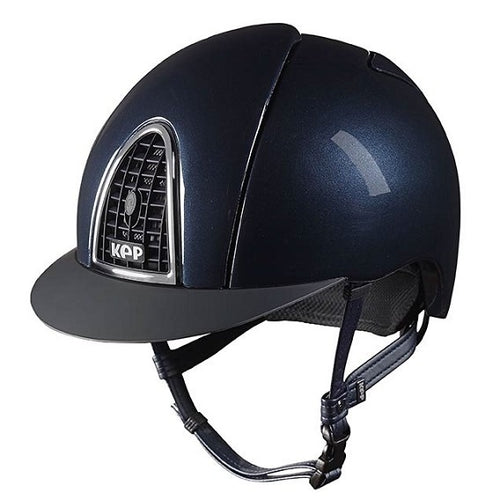 Kep Italia Cromo Shine Riding Helmet