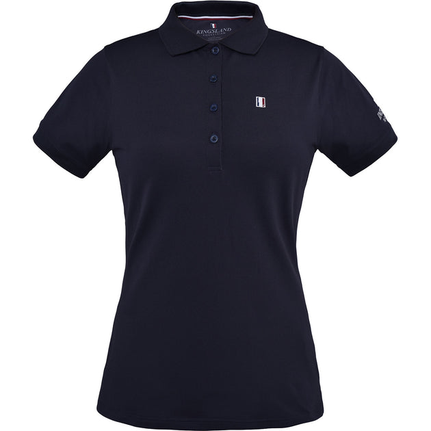 Kingsland Classic Polo Shirt ladies
