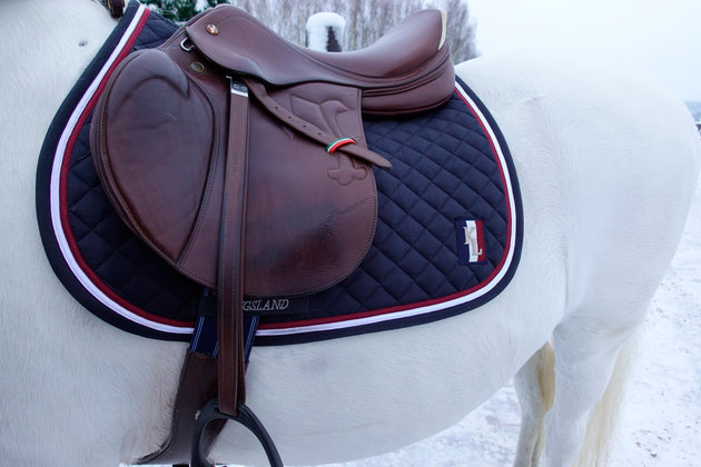 Kingsland Equestrian Saddlepad Showjumping