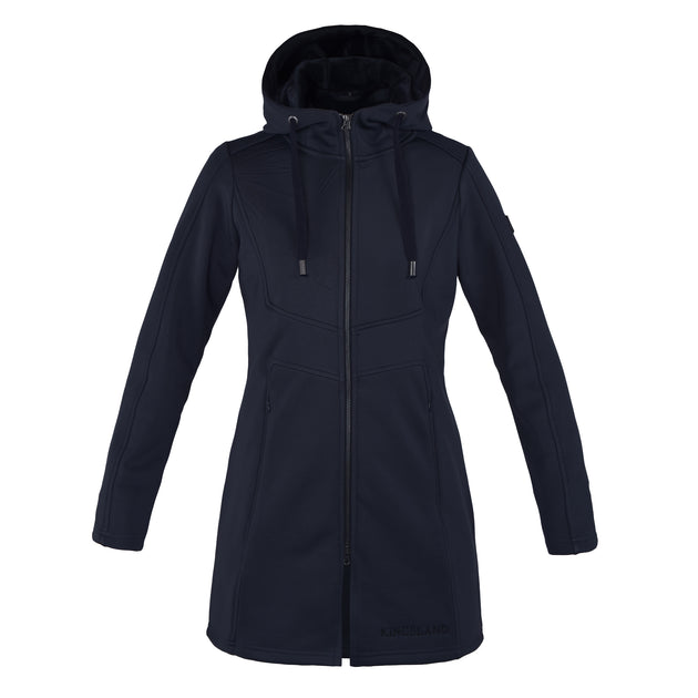 Kingsland Equestrian Georgina Long Fleece Jacket