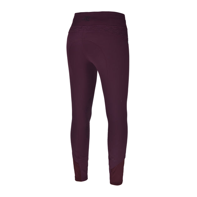 Kingsland Katja riding tights red port royal